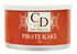 Cornell & Diehl Pirate Kake Pipe Tobacco Can - 2oz