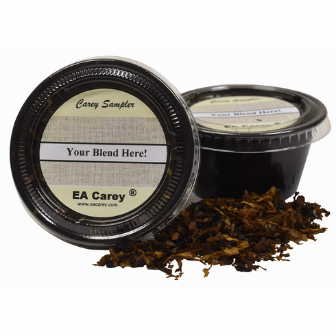 EA Carey Pipe Tobacco Sample Cup