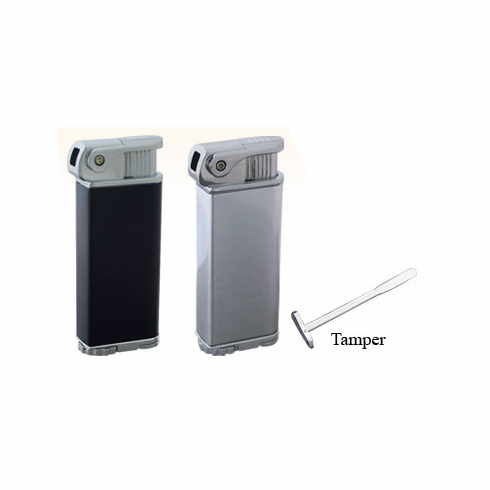 Eternity Pipe Lighter with Tamper Pipe Tool