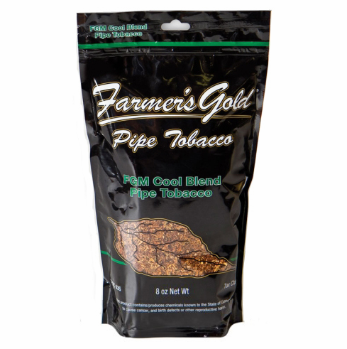 Farmers Gold Cool Loose Pipe Tobacco - 6 oz Bag