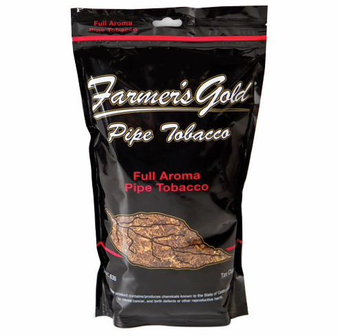 Farmers Gold Full Aroma Loose Pipe Tobacco - 16 oz Bag
