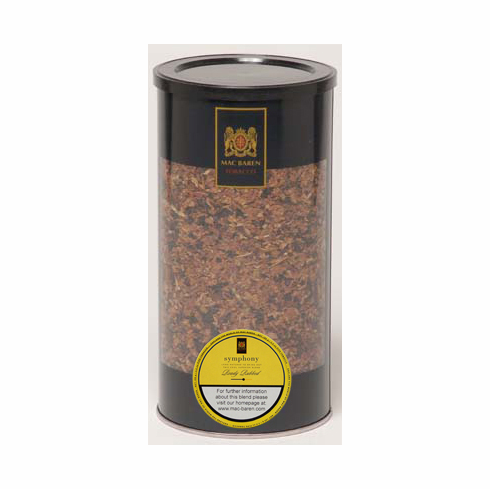 Mac Baren Symphony Pipe Tobacco - 1 lb Canister