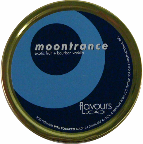 Moontrance Flavours Pipe Tobacco by CAO