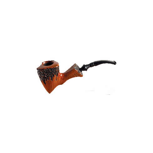 Nording Freehand Moss F Smoking Pipe
