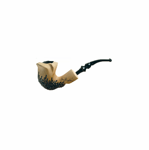 Nording Freehand Rustic Signature Smoking Pipe