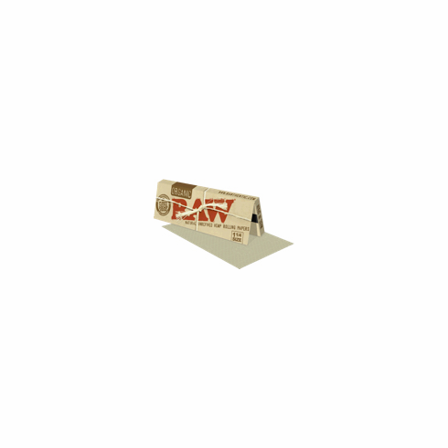 Organic Raw Natural Unrefined Rolling Papers