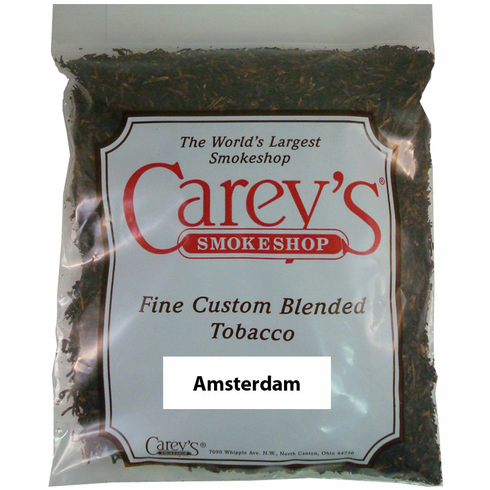 Peter Stokkebye Amsterdam Fine Cut Loose Pipe Tobacco - 1 lb Bag