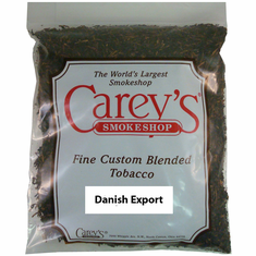 Peter Stokkebye Danish Export Fine Cut Loose Pipe Tobacco - 1 lb Bag