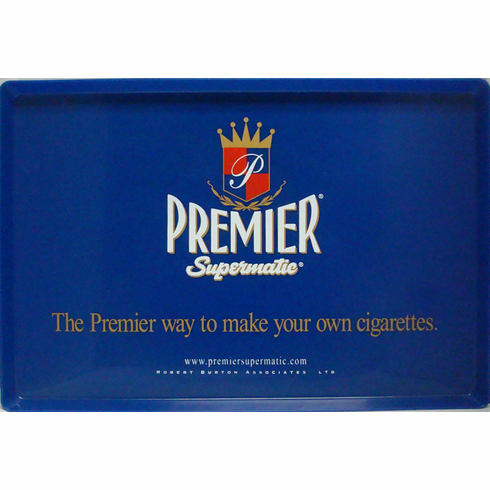 Premier Brand Roll-Your-Own Cigarette Rolling Tray