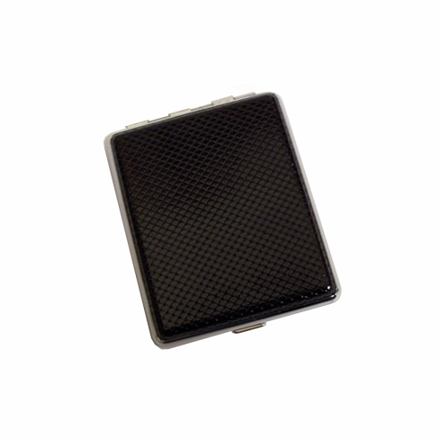 Regular, King Size or 100's Double Sided Crush-Proof Leather Cigarette Case