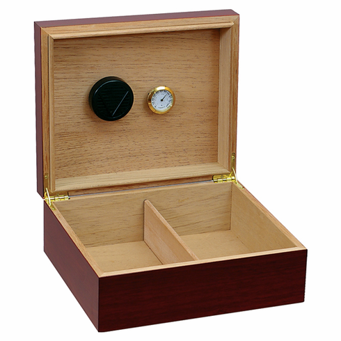 The Chalet Desktop Cigar Humidor