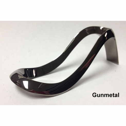 Vector Metal Pipe Stand in Gunmetal or Chrome