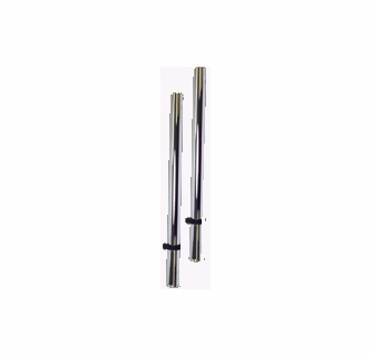 106053 - Two Piece wand w/ Cord Holder, Gas Pump Receptacle