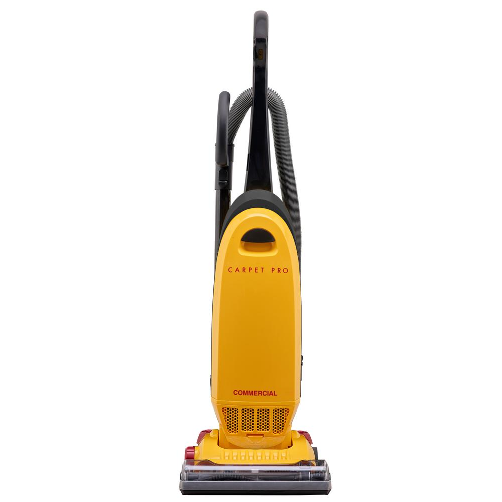Carpet Pro Cpu 350 Commercial Upright Vacuum With Tools