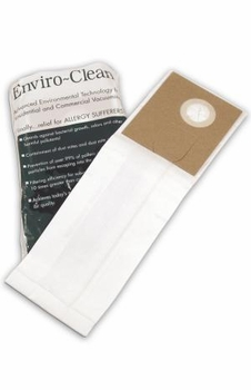 Enviro-Clean Vacuum Bags 10 pak, Fits PF14 and PF18