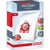 Miele AirClean 3D Efficiency Dust Bag, Type FJM, 4 Bags & 2 Filters