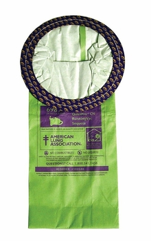 ProTeam 100431 6 qt Bags for Backpack Vacuums (10PK)