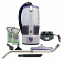 ProTeam Cordless / Battery Vacuums