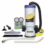 ProTeam 107109 Super CoachVac® HEPA W/ 107109 Kit
