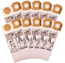 Ten-pack NSS WAVE-LOK® microfiltration filter bags (9691911)