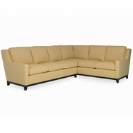 Carter Sectional<br />Choose fabric or leather