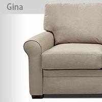 Gina Comfort Sleeper <br />by American Leather