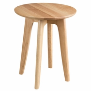Le Clair Round End Table