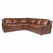 Lisben Sectionals<br />Choose fabric or leather