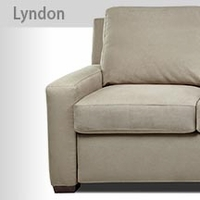 Lyndon Comfort Sleeper <br />by American Leather
