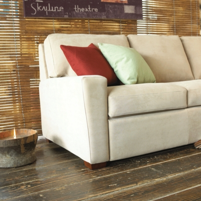 Oakleigh fort Sleeper Sofa by American Leather