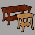 Occasional tables on Clearance!