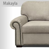 The Makayla Comfort Sleeper <br />by American Leather