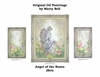 ANGEL OF ROSES (SET OF 3)
