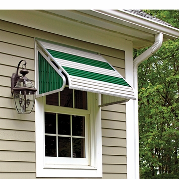 Alpine Metal Window Awning