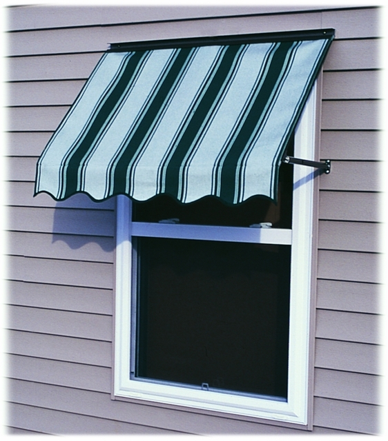 Canvas Window Awnings : Bay canvas awnings