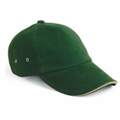 Adams Low-Profile Brushed Twill Sandwich Cap