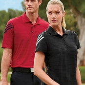 Adidas Golf Ladies' ClimaCool Mesh Polo Shirt