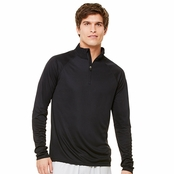 Alo Men's 1/4 Zip Lightweight Pullover