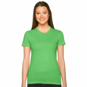 American Apparel Ladies Fine Jersey Short-Sleeve T-Shirt