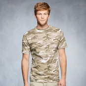 Short sleeve t shirts blank hanes american apparel for Gildan camouflage t shirts