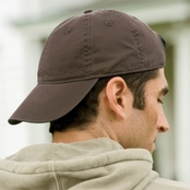 Authentic Pigment Direct-Dyed Twill Cap