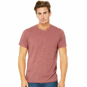 Bella + Canvas Men's Poly-Cotton Short-Sleeve T-Shirt