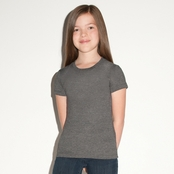 Bella Girls' Fine Jersey T-Shirt