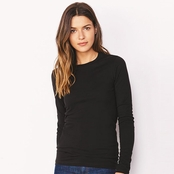 Bella Ladie's Missy Long-Sleeve Jersey T-Shirt