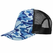 Big Accessories Surfer Trucker Cap