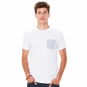 Canvas Jersey Pocket T-Shirt
