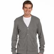 Canvas Unisex Triblend Cardigan