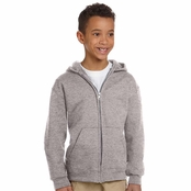 Champion Youth Eco 9 oz. 50/50 Full-Zip Hood