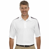 Extreme Men's Eperformance Pique Color-Block Polo Shirt