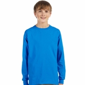 Gildan Youth Ultra Cotton Long Sleeve T-Shirt